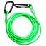"""Swimmrunners Support Pull Belt Cord 3m Neon Green"""